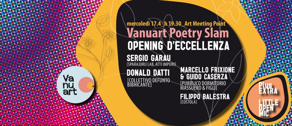 poetry slam genova