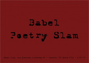 babel poetry slam