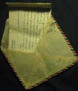 la lettera 005