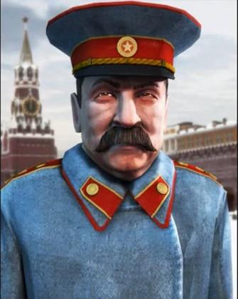 Stalin bel omu