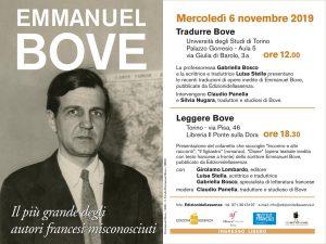 Bove Invito Torino 6-11-19
